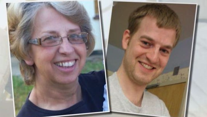 Nancy Writebol of Charlotte, NC and Dr. Kent Brantly of Fort Worth, Texas
