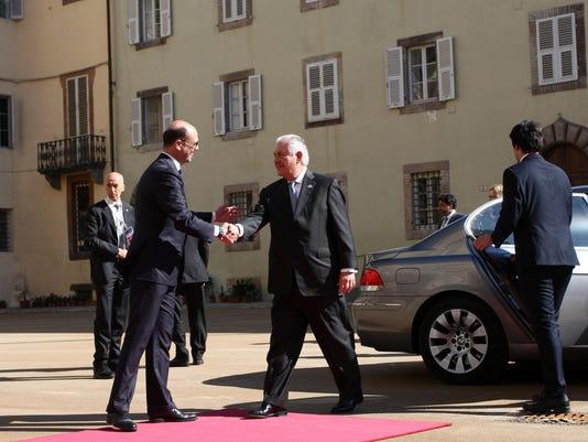 EPA ITALY G7 MEETING POL DIPLOMACY TREATIES & ORGANISATIONS ITA