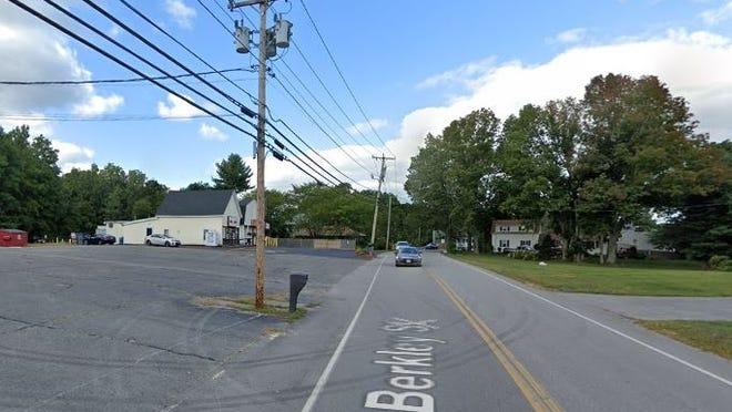 Berkley Street in Berkley   Google image