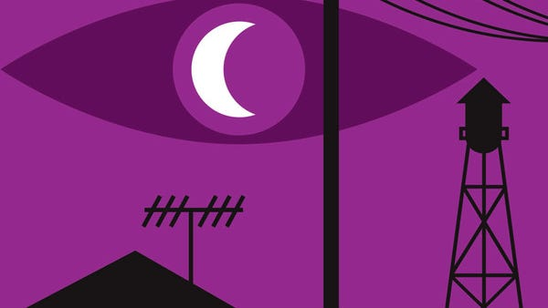 The podcast 'Welcome to Night Vale' releases two episodes each month.