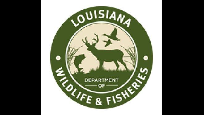 Louisiana Department of Wildlife and Fisheries.