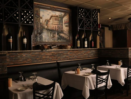 Amore offers Italian and seafood in Birmingham, Ala.