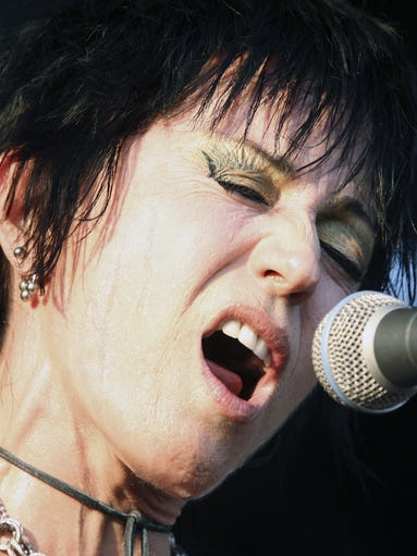 Joan Jett and the Vans Warped Tour pulled into Old
