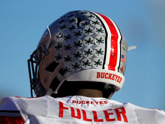 Ohio State safety Jordan Fuller.