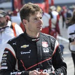 Will Power walked solemnly through the pit lane Sunday after after finishing second in the 99th Indianpolis 500.