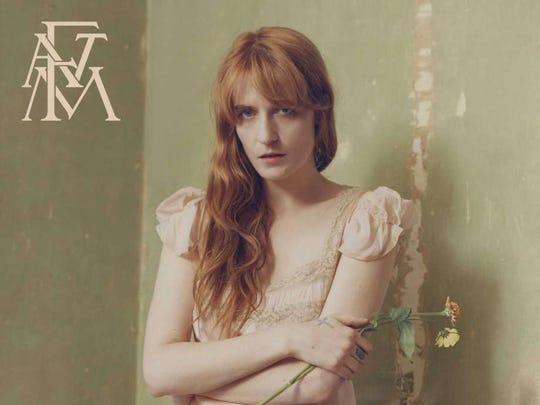 """High As Hope,"" by Florence + The Machine"