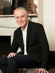 Biographer Ron Chernow.