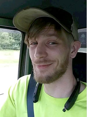 Kevin Graves, 28, went missing July 1, 2018 the Electric Forest Festival in Rothbury, Mich.