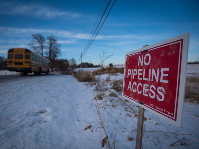 Construction of the Sunoco pipeline has been halted