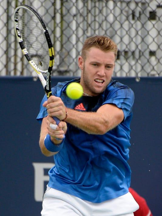 Tennis: Rogers Cup-Mannarino vs Sock
