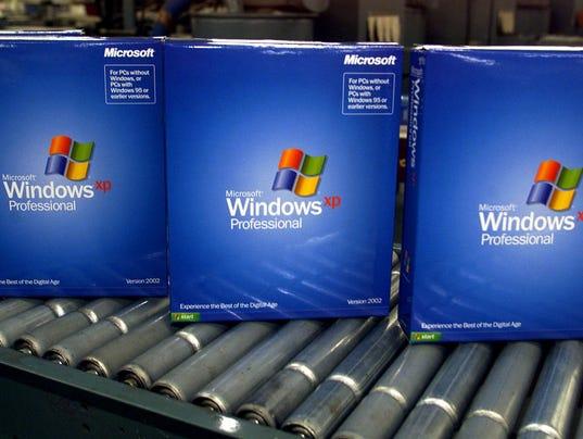 1394637083000-AFP-US-MICROSOFT-WINDOWS-XP-2579679