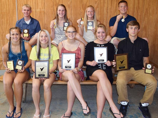 CC Track Awards