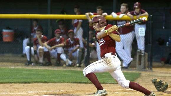 The Asheville American Legion Post 70 baseball team improved to 6-0 on Wednesday night in Waynesville.