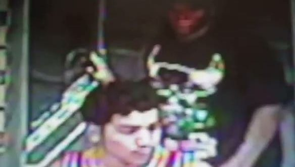 Surprise police are looking for three men who are suspects in an armed robbery. The robbery occurred Aug. 12 near Point Parkway and Bell Road.