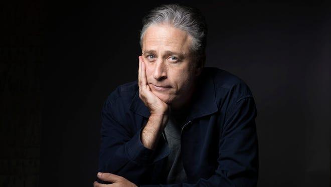 Jon Stewart has been a journalistic force.