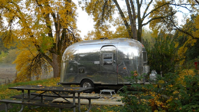 The Oregon Airstream Club, the third-largest in the nation, is holding its first urban rally in Independence.