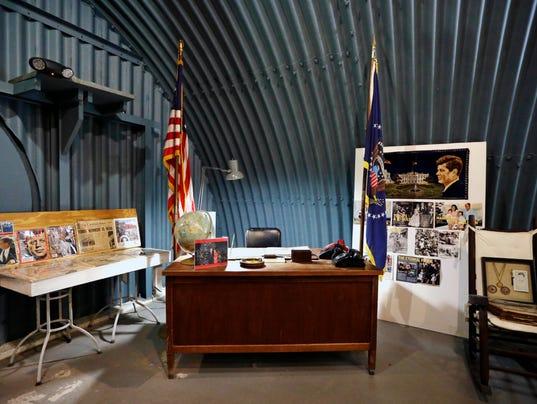 JFK's Florida bunker