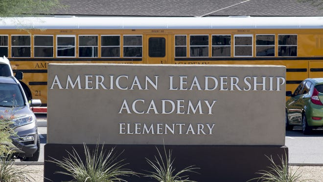 American Leadership Academy charges families between $300 to $850 a year for school bus transportation services. It also had one of the highest bus inspection failure rates in 2015 in Maricopa County and the state.