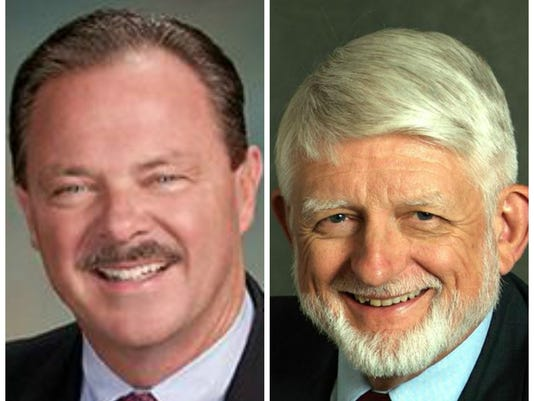 Scottsdale mayor's race