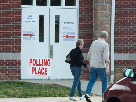Voting for primary