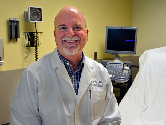 Dr. James Hole, DO, a Maternal-Fetal Medicine doctor