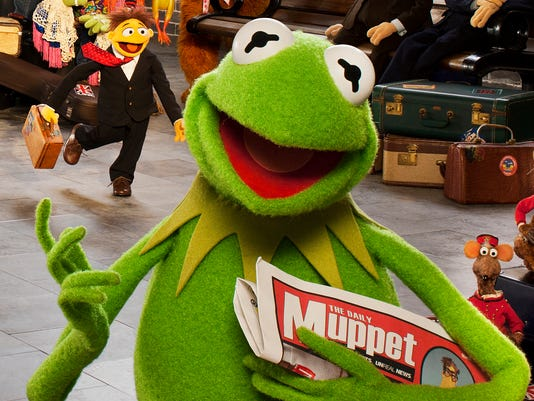 Muppets Most Wanted - Kermit