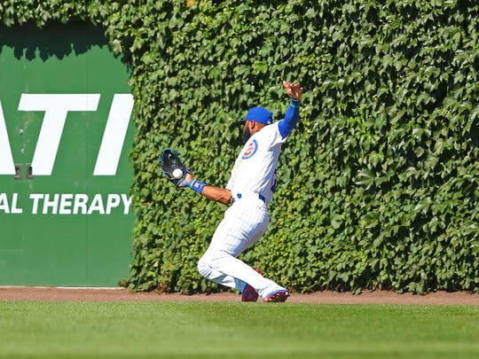 With the addition of Jason Heyward, the Cubs' outfield defense is a reason to believe when the postseason arrives.