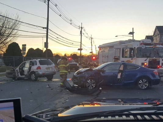 Franklin accident