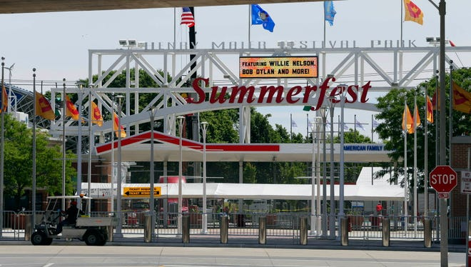 Summerfest will host a performing arts festival May 9 to 11 featuring more than 8,000 students at Milwaukee Public Schools. It will be free and open to the public.