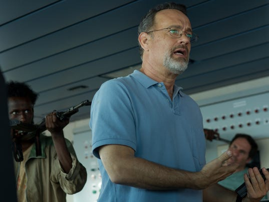 'Captain Phillips' Inside