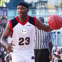 Streetball legend brings his game to Guam