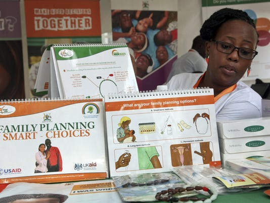 Africa Family Planning
