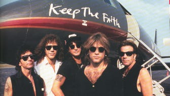 Keep the faith, Bon Jovi fans.