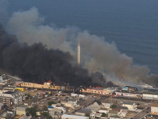 GAN BOARDWALK FIRE 091613