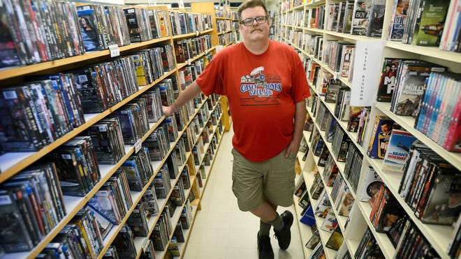 Marc McCloud has owned Orbit DVD since October 2003. Small businesses like his may take a tax hit under a series of state and local tax shifts.