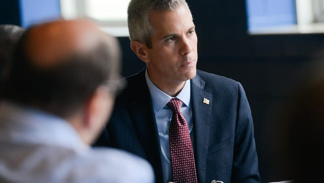U.S. Rep. Anthony Brindisi said he's offered his support to workers of Remington Arms, which has a production facility in Ilion, after the company recently filed for Chapter 11 bankruptcy.