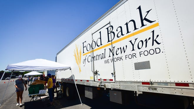 Sign-up dates have been scheduled for Food Sense, a program offered through the Food Bank of Central New York and local non-profits.