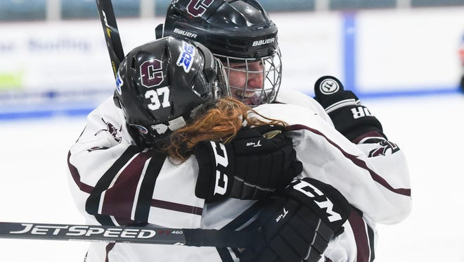 Clinton girls hockey players, along with other winter sports student-athletes, will have to wait until Monday, Nov. 30 to begin practicing.