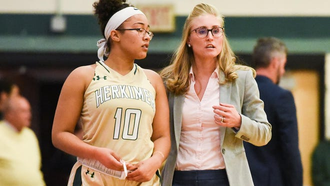 Former Herkimer County Community College women's basketball coach Gabe Coffey in early August was hired to coach the Notre Dame High School girls basketball team.