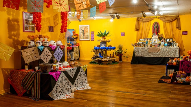The Mexic-Arte Museum's popular exhibit featuring community altars returns this year, but visitors should review new safety protocols before visiting.