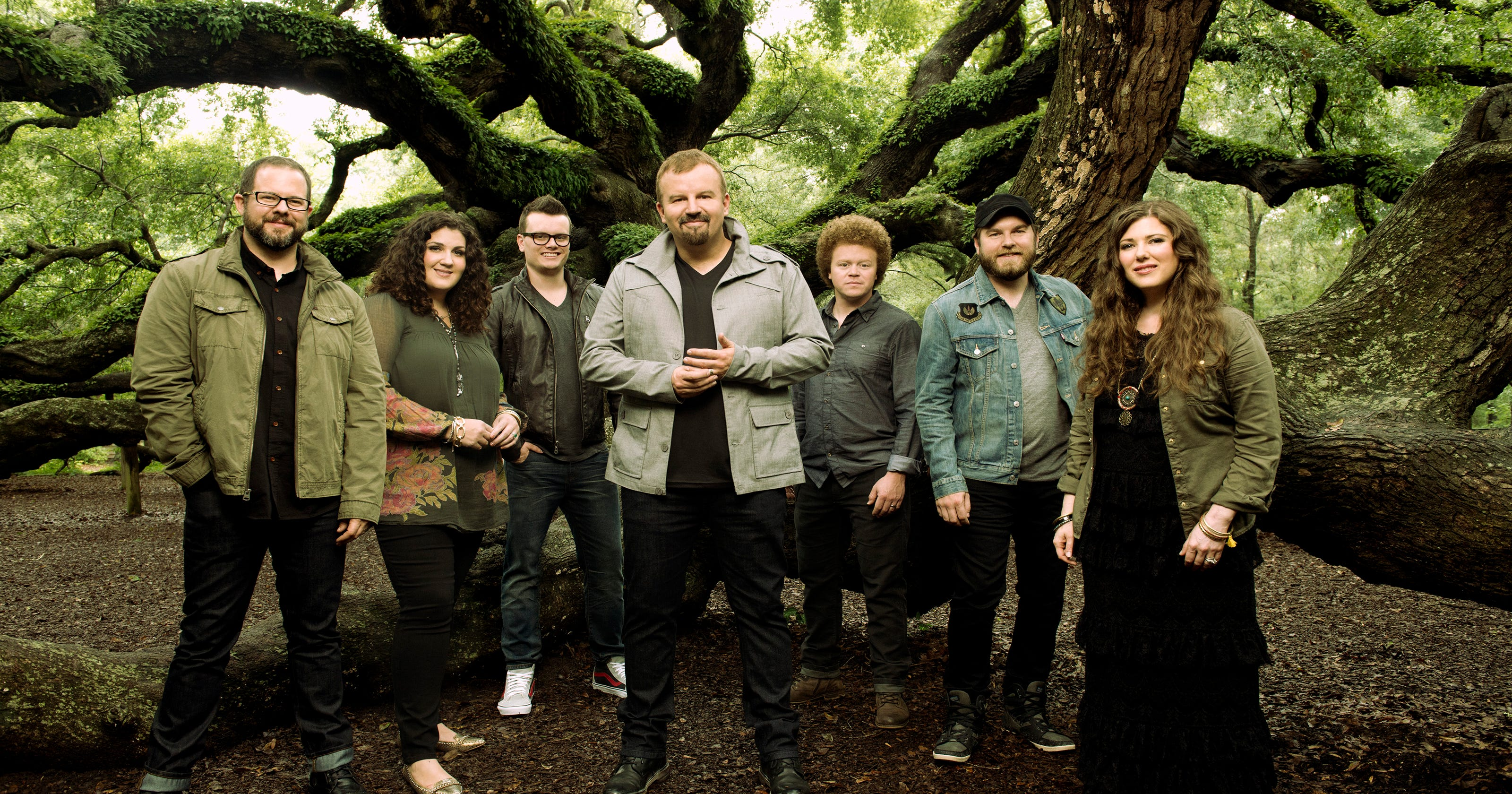 Casting Crowns brings Christian rock to Bridgestone