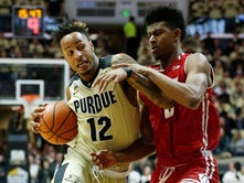 Purdue basketball overwhelms Wisconsin early and rolls to 14th straight victory