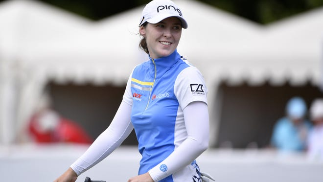Brittany Altomare of Shrewsbury tied for 22nd at the Ladies Scottish Open and earned $15,752.