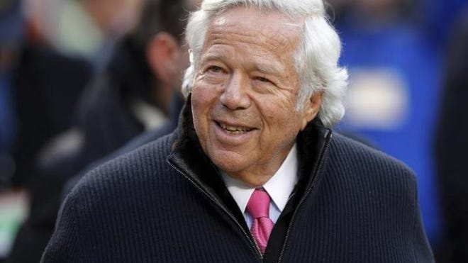 Robert Kraft and his family announced they would donate $1 million to organizations working for social justice.