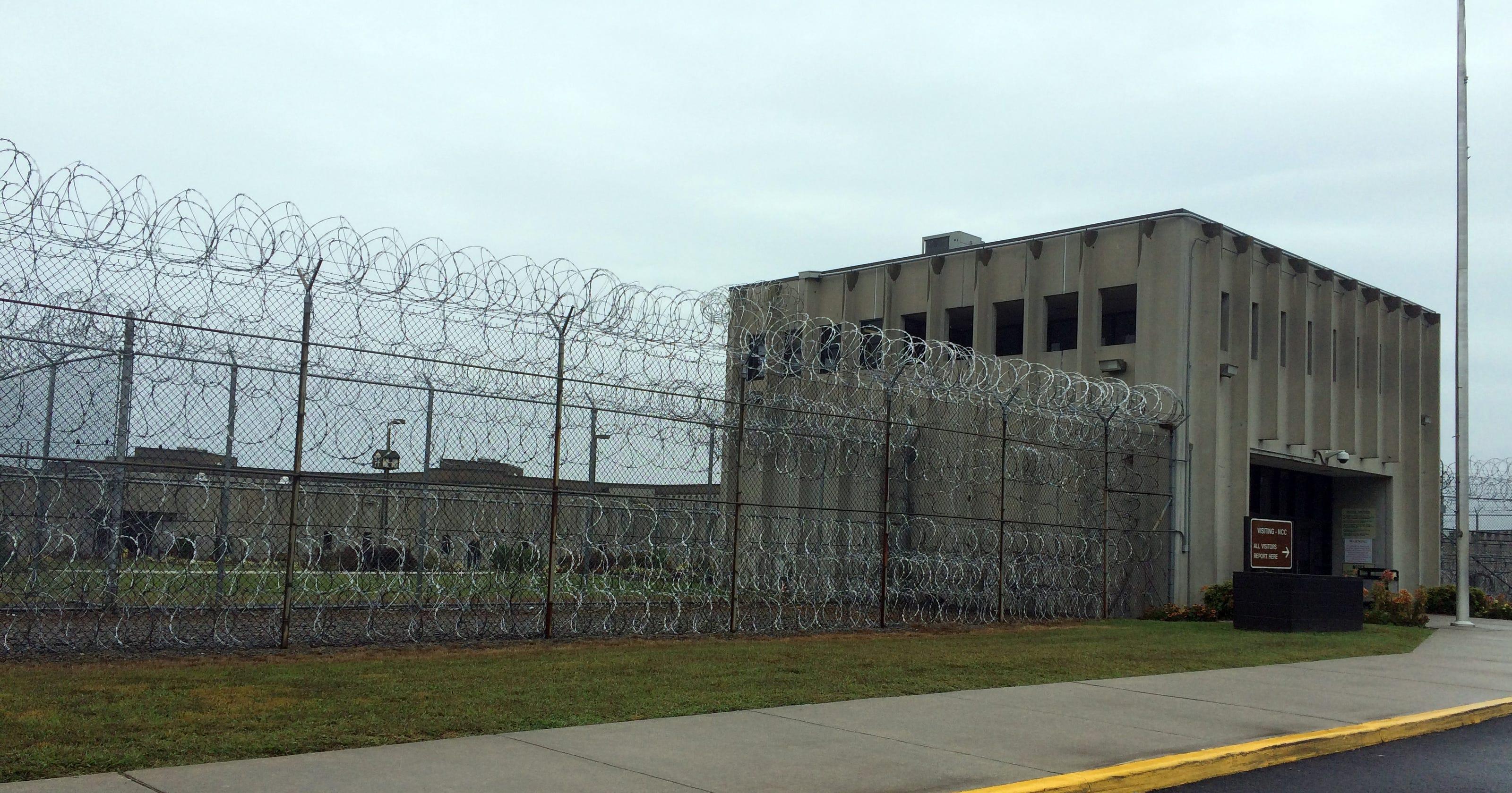 Locked up: criminal justice