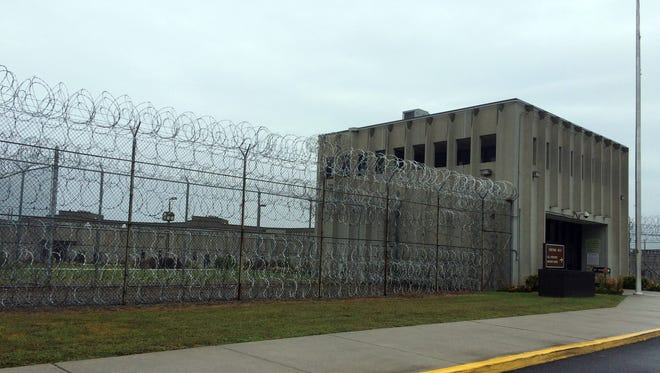 Nottoway Correctional Center in Burkeville.