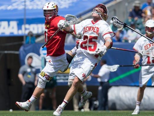 West is finally best: Denver wins NCAA men's lacrosse title
