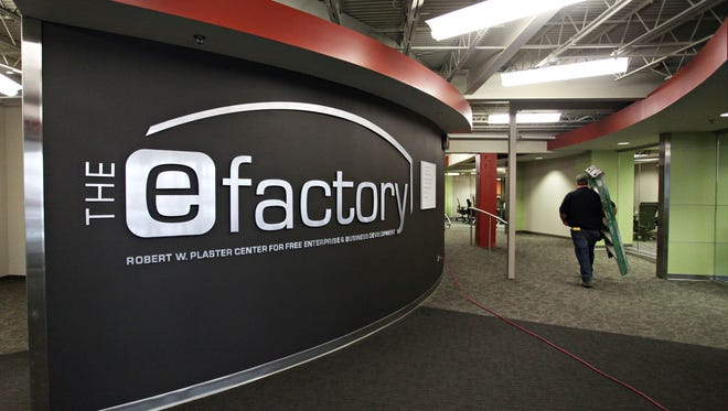 The eFactory has named the first companies to go through its new business accelerator program.
