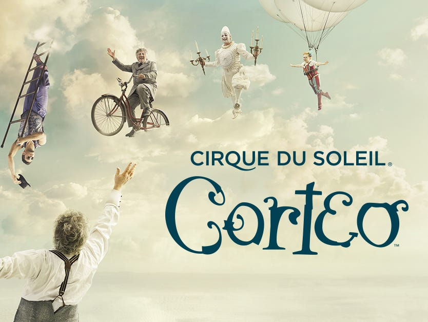 Corteo will be in Nashville July 26-29 at Bridgestone Arena. Lock in tickets today with Insider savings!