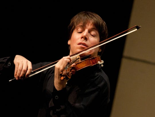 Joshua Bell impressed once again.
